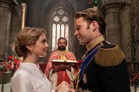 Father Of Lights Netflix A Christmas Prince The Royal Wedding Review Netflixs