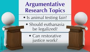 argumentative essay topics that are notoriously controversial