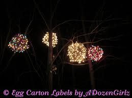Chicken Wire Christmas Lights Christmas Light Balls Christmas Decorating