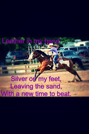 Barrel Racing Quotes Fascinating Barrel Racing Quote Barrelracing Cowgirls Shaylynn Lee Morey My