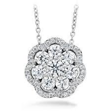 mikimoto petal 18k rose gold diamond