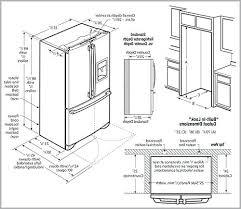 Samsung Refrigerator Measurements Criptocoin Co