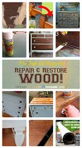 46 best Restore & Repair Wood Furniture images on Pinterest