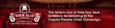 Capitol Theater Slc Seating Chart Capitol Theatre Chair Campaign Ballet West