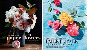 The Exquisite Book Of Paper Flower Transformations Paper Flowers The Global Ancient Roots Of A Contemporary Maker
