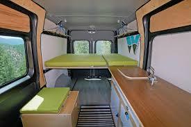 walter camper van conversion kit for ram promaster 1500 or