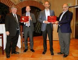 finance alumni honored daniels college of business