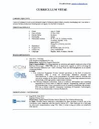 Technical Skills On A Resume Technical Skills Examples For Resume