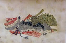 kakinomoto no hitomaro from hyakunin isshu nowheretostay lady ise is one of the thirty six poetic immortals and has 22 poems in the kokinshu alone in total 170 poems have been ascribed to her