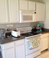 kitchen countertop paintSimple Affordable Painting Countertops Kitchen  SMITH Design