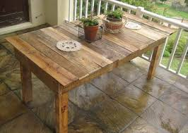 pallet outside furniture. Pallet Bench For Balcony. Patio Furniture Outside N