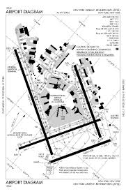 Jfk Airport Taxiway Chart John F Kennedy Intl Airport