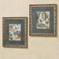 victorian bath framed wall art multi cool set of two on set of two framed wall art with victorian bath framed wall art