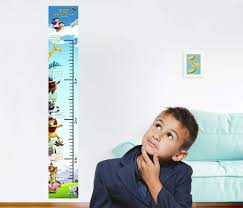 Indias First Personalized Height Chart For Kids By Super