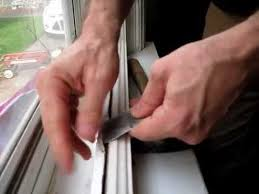 broken window pane replacement step 2 removing the old glazing you