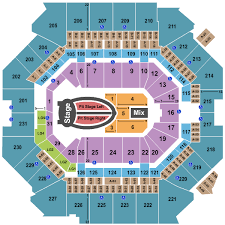 Amway Arena Seating Chart Justin Bieber Concert Staples