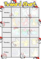 Pokemon Behaviour Chart Pokemon Behaviour Chart Docx Teaching Behaviour Chart