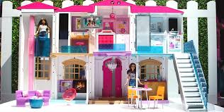 the barbie dreamhouse is getting a high tech makeover