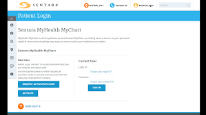 My Health Chart Sentara Detailed Sentara Mychart Login Page Myhealth Sentara Mychart