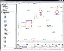 electrical wire harness design graphics vesys