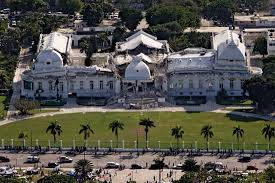 haiti earthquake of   britannica comthe damaged national palace in port au prince  haiti  after the earthquake