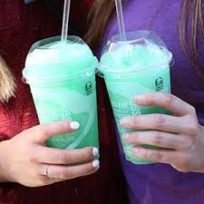 taco bell menu drinks. Modren Bell Drinks And Sweets Menu Inside Taco Bell