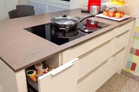 Quarzstein Arbeitsplatten für Küche Küchenhaus Thiemann
