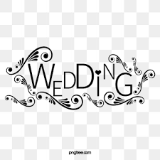 Wedding Title Wedding Titles Png Vector Psd And Clipart With