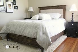 white upholstered headboard queen. Fine White Chestwick Upholstered Headboard Queen On White Headboard S