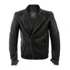 belstaff kendal black leather jacket 71020213