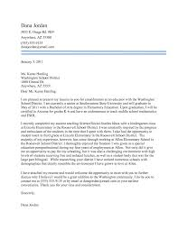 Cover Letter For The Post Of Chemistry Teacher Grassmtnusa Com