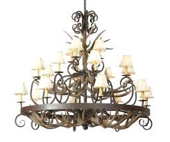 lovely rustic iron chandelier rustic chandeliers rustic elk antler and iron chandeliers reclaimed furniture design rustic lovely rustic iron chandelier