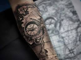 Engage in pirate activity responsibly. 110 Best Forearm Sleeve Tattoos For Men Improb