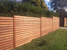 horizontal wood slat fence.  Horizontal Fence Privacy Slats Horizontal And Wood Slat T