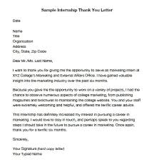 Sample Rejection Letter After Interview For Internship Rsum