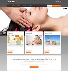 pageant ad page template 50 best beauty salon website templates free premium freshdesignweb