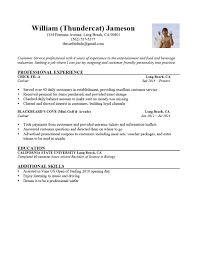 education section on resume How to Write Your
