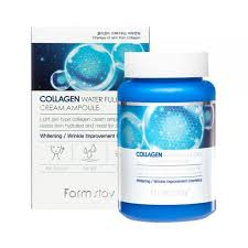 Увлажняющий <b>крем</b>-сыворотка с коллагеном <b>FarmStay Collagen</b> ...