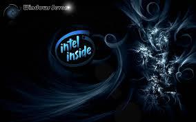 intel wallpaper