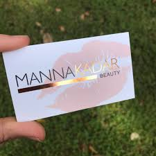 makeup business cards templates excel format makeup business cards templates