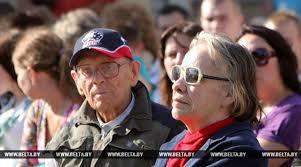 Численность пожилых людей за последние лет возросла в Беларуси  Фото из архива