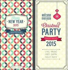 Invitation Cards Template Free Download Christmas Invitation Card Template Free Download Syncla Co