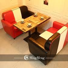 sofa bar whole restaurant dining