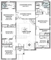 Montgomery Paint Branch Two Bedroom ApartmentsDual Master Suite Home Plans