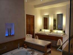 bathroom recessed lighting ideas oval etched glass stainless steel shelf square white ceramic sink gray vanity sinks cabinet white ceramic tile wall bathroom recessed lighting ideas