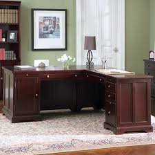 coaster shape home office computer desk. Contemporary Desk Coaster L Shaped Home Office Desk This Stately Cherry Wood Classic Computer  Will Fit For Shape D