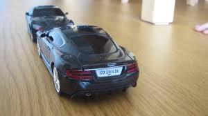 Aston Martin Dbs Toy Cars Sound Effect Test Youtube