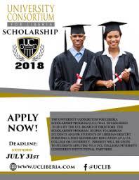 Scholarships – University Consortium for Liberia