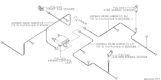 wiring harness main for 2007 subaru tribeca subaru parts deal Subaru Tribeca Wiring Diagram 2007 subaru tribeca wiring harness main diagram 810_04 2008 subaru tribeca ac wiring diagram