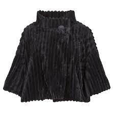 Alembika Size Chart Alembika Cropped Velvet After Dark Jacket Lined In Purple